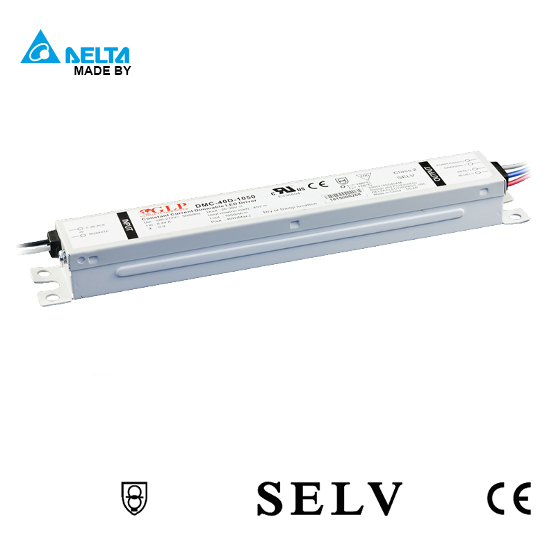 DMC-40D-1050 Zdroj proudu stmívatelný 1050mA 40W (DMC-40D-1050 G